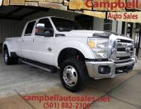 2014 Ford F-350 Super Duty 4x4 Lariat 4dr Crew Cab 8 ft. LB DRW Pickup
