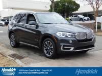 2017 BMW X5 sDrive35i sDrive35i Sports Activity Vehicle