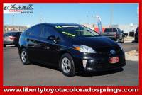 Certified 2015 Toyota Prius Two HB Two For Sale in Colorado Springs