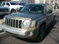 2008 Jeep Patriot 4x4 Limited 4dr SUV w/CJ1 Side Airbag Package