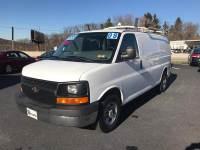 2008 Chevrolet Express Cargo AWD 1500 3dr Cargo Van