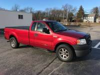 2008 Ford F-150 4x2 XL 2dr Regular Cab Styleside 8 ft. LB