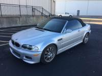 2003 BMW M3 2dr Convertible
