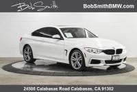 Certified Used 2014 BMW 4 Series 2dr Cpe 435i xDrive AWD AWD