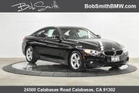 Certified Used 2014 BMW 4 Series 2dr Cpe 428i RWD SULEV