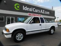 1997 Chevrolet S-10 2dr LS 4WD Extended Cab SB