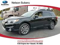2016 Subaru Outback 2.5i Limited near Martinsville