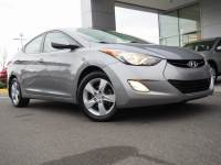 Pre-Owned 2013 Hyundai Elantra GLS FWD 4D Sedan
