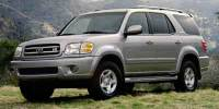 2001 Toyota Sequoia 4dr Limited 4WD w/Sunroof