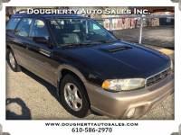 1998 Subaru Legacy Wagon Outback Limited AWD