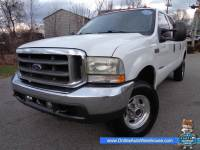 2002 Ford F-350 Super Duty 4X4 DIESEL 7.3 POWERSTROKE CREW CAB SHORT BED LARI