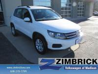Used 2017 Volkswagen Tiguan 2.0T S 4motion Sport Utility in Madison, WI