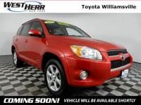 2012 Toyota RAV4 Limited SUV