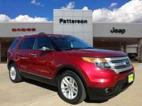2013 Ford Explorer XLT SUV in Marshall, TX