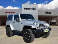 2012 Jeep Wrangler Sahara SUV in Marshall, TX