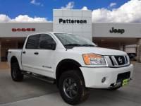 2014 Nissan Titan PRO-4X Truck Crew Cab in Marshall, TX