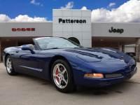 2004 Chevrolet Corvette Base Convertible in Marshall, TX