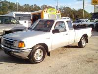 1995 Ford Ranger Extended Cab 2 Door XLT