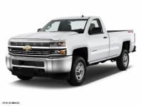 New 2017 Chevrolet Silverado 2500HD 4x4 Work Truck 2dr Regular Cab LB 4WD