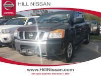 2012 Nissan Titan 2WD Crew CAB SWB SV Truck Crew Cab