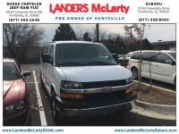 2017 Chevrolet Express 2500 LT