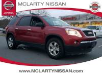 Pre-Owned 2012 GMC ACADIA FWD 4DR SLE Front Wheel Drive 4 Door