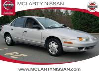 Pre-Owned 2001 SATURN SL SL1 AUTO Front Wheel Drive 4 Door Sedan