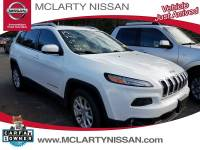 Pre-Owned 2015 JEEP CHEROKEE LATITUDE Front Wheel Drive Sport Utility