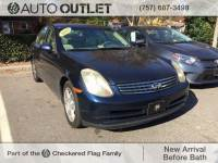 Certified Pre-Owned 2004 INFINITI G35 X AWD
