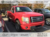 Pre-Owned 2009 Ford F-150 RWD 2D Standard Cab
