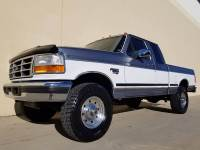 1997 Ford F-250 2dr XLT 4WD Extended Cab LB HD