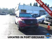 PRE-OWNED 2013 FORD EXPLORER SPORT AWD