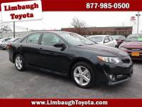 Pre-Owned 2014 Toyota Camry SE FWD 4dr Car