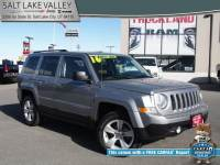 2016 Jeep Patriot 4WD Sport SUV