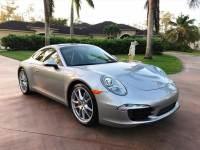 2013 Porsche 911 AWD Carrera 4S 2dr Coupe