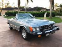 1982 Mercedes-Benz 380-Class 380 SL 2dr Convertible