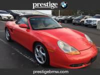 2002 Porsche Boxster S Coupe