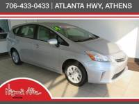 Certified Pre-Owned 2014 Toyota Prius V STD FWD 5D Wagon