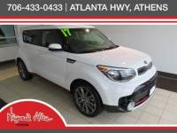 Pre-Owned 2017 Kia Soul Exclaim FWD 4D Hatchback