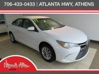 Certified Pre-Owned 2017 Toyota Camry LE FWD 4D Sedan