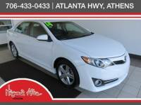 Certified Pre-Owned 2014 Toyota Camry SE FWD 4D Sedan