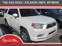 Certified Pre-Owned 2012 Toyota 4Runner SR5 RWD 4D Sport Utility