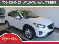 Pre-Owned 2014 Mazda CX-5 Grand Touring FWD 4D Sport Utility