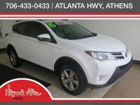 Certified Pre-Owned 2015 Toyota RAV4 SP FWD 4D Sport Utility