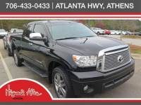 Certified Pre-Owned 2013 Toyota Tundra Double Cab 5.7L V8 6-Spd AT LTD