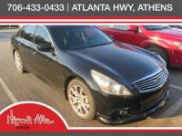 Pre-Owned 2010 INFINITI G37 Journey RWD 4D Sedan