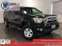 Certified Pre-Owned 2013 Toyota Tacoma STD 4WD