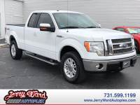 2009 Ford F-150 4x4 Lariat 4dr SuperCab Styleside 6.5 ft. SB