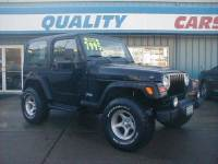 2001 Jeep Wrangler Sport 4WD 2dr SUV