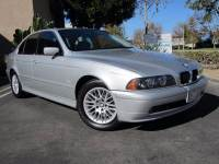 2002 BMW 5 Series 530i 4dr Sedan